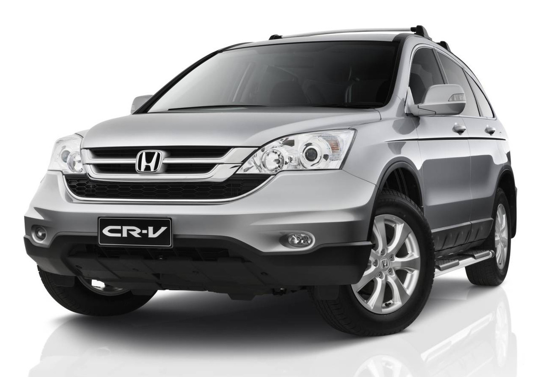 Honda cr v compact suv for all automobile world for Is a honda crv a suv